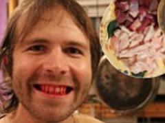 Derek Nance's raw meat diet, a bizarre food addiction